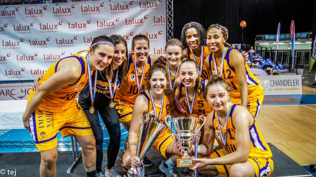 LaLux Ladies Cup Final 2018 [Amicale vs Etzella]