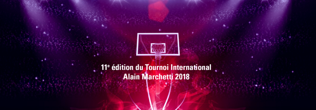 11e édition du Tournoi International Alain Marchetti 2018
