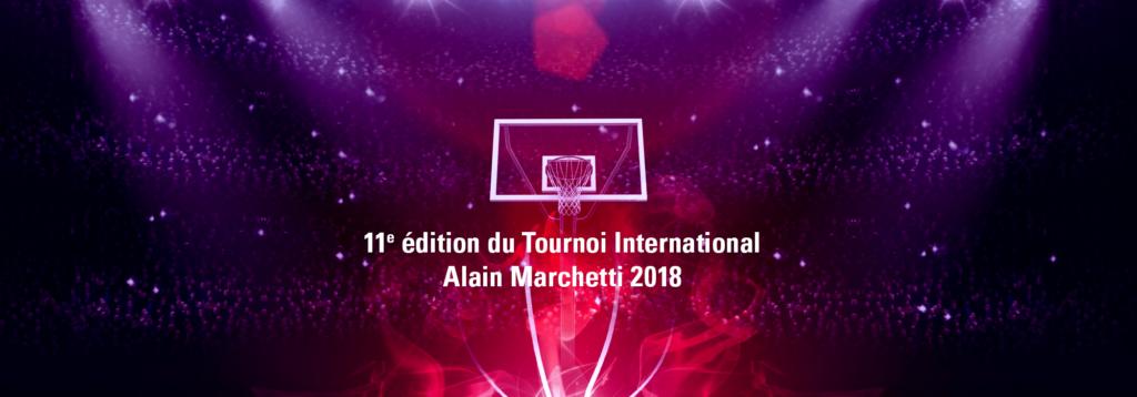 11e édition du Tournoi International Alain Marchetti 2018
