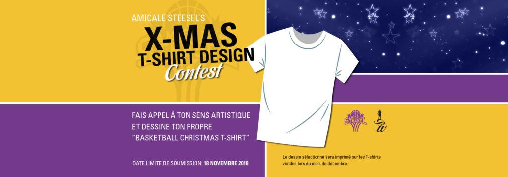 Concours de Dessin Tshirt