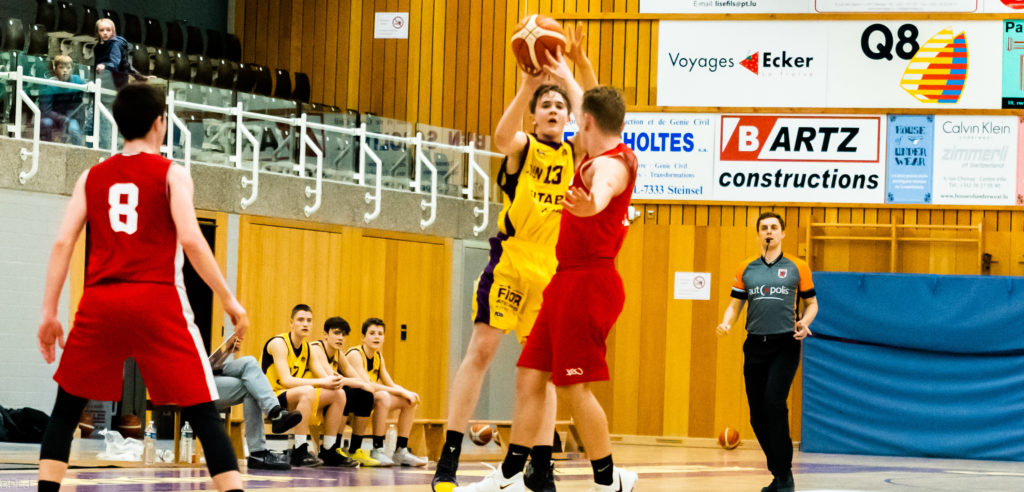 Scolaires: Amicale vs Pikes (105 -61)