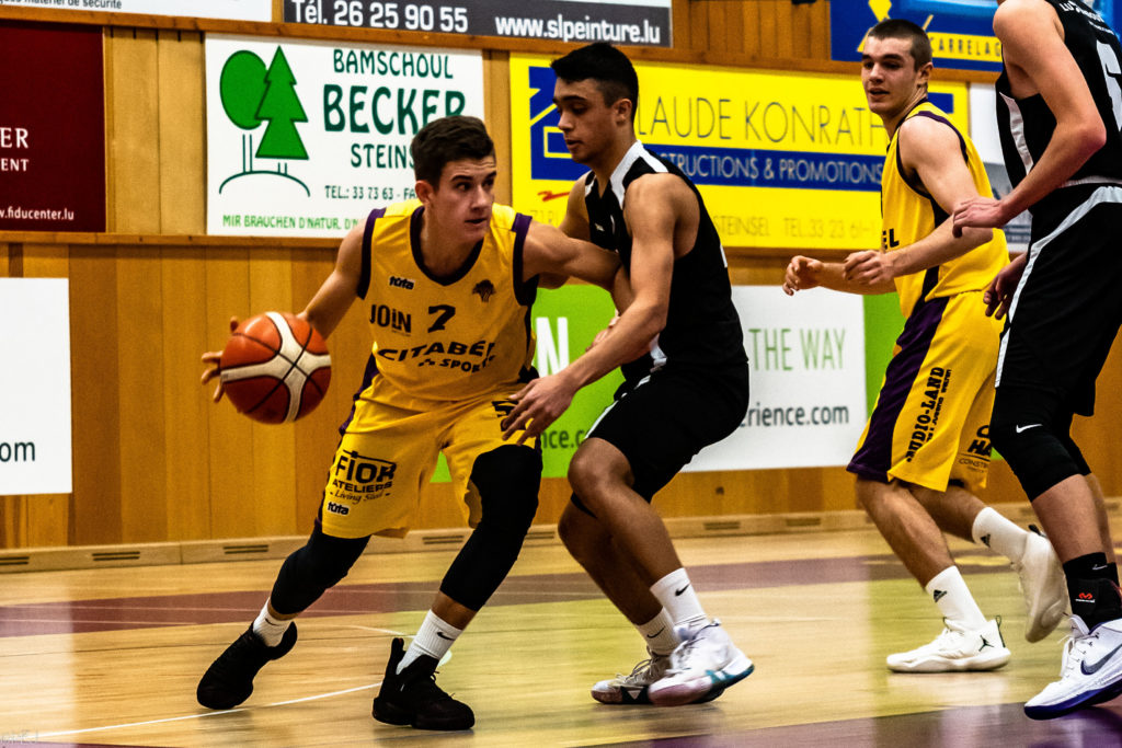 Cadets: Amicale vs T71 (97-61)