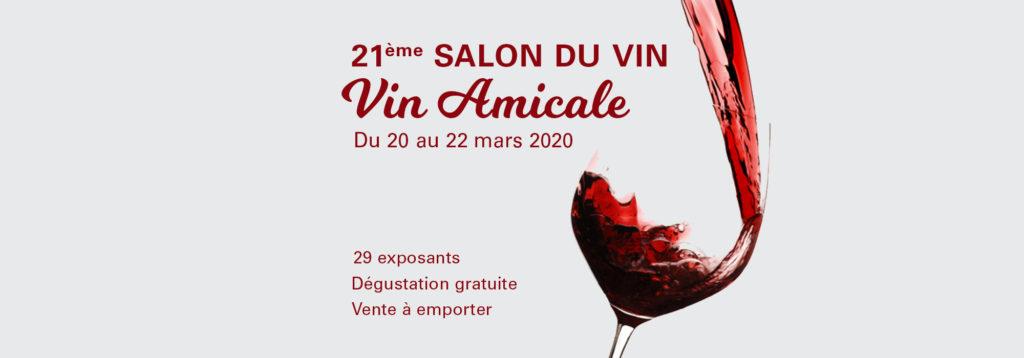 21e Salon du Vin
