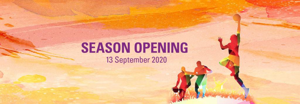 2020/2021 Season Opening