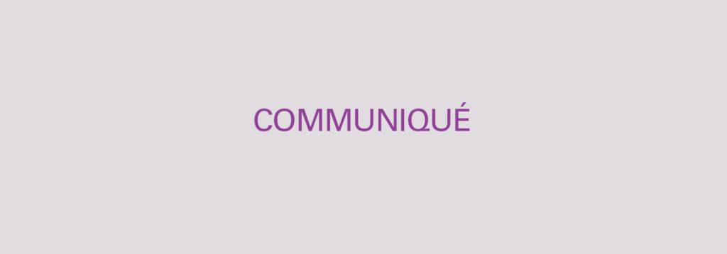 Communique vun der FLBB