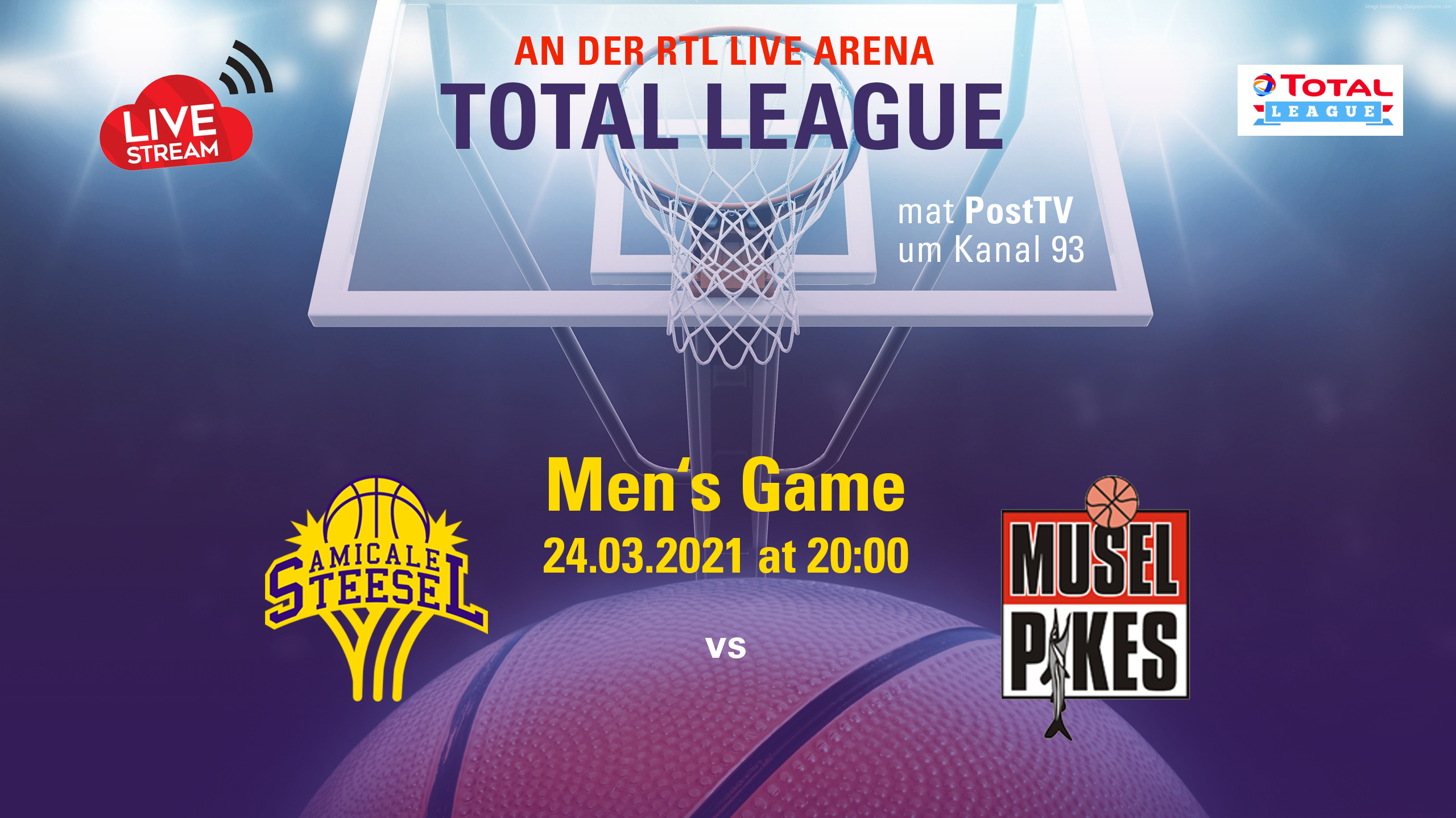 """Featured image for """"Men: Amicale vs Musel Pikes"""""""