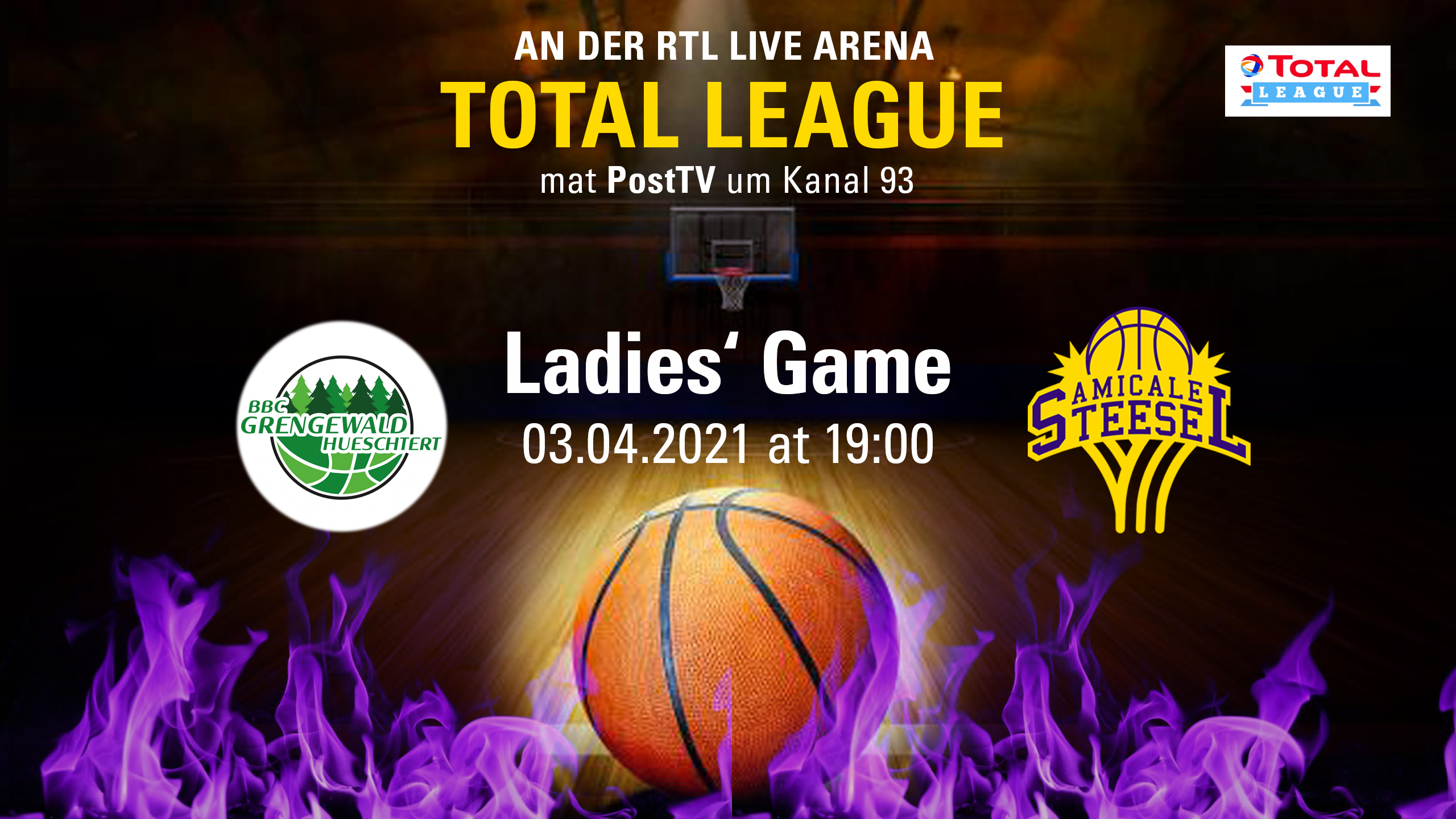 "Featured image for ""Ladies Game @ Gréngewald"""