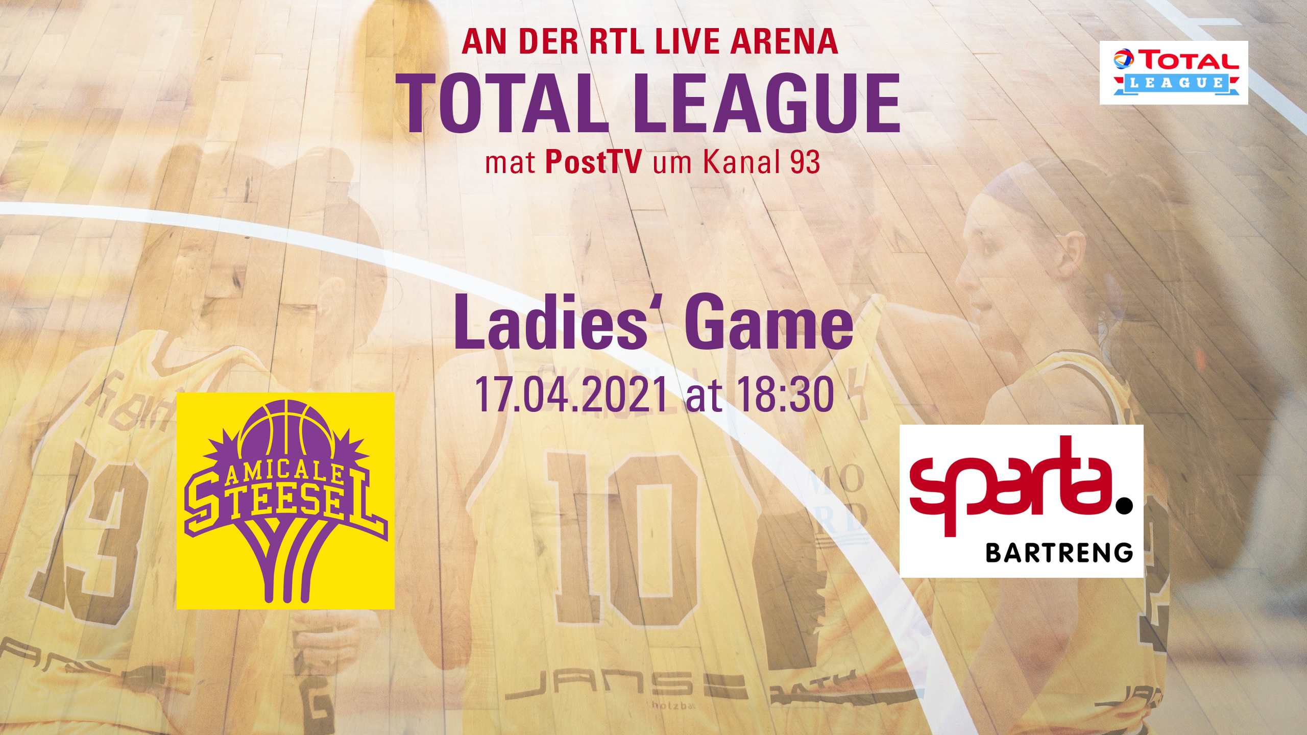 """Featured image for """"Ladies' Home Game vs Sparta"""""""