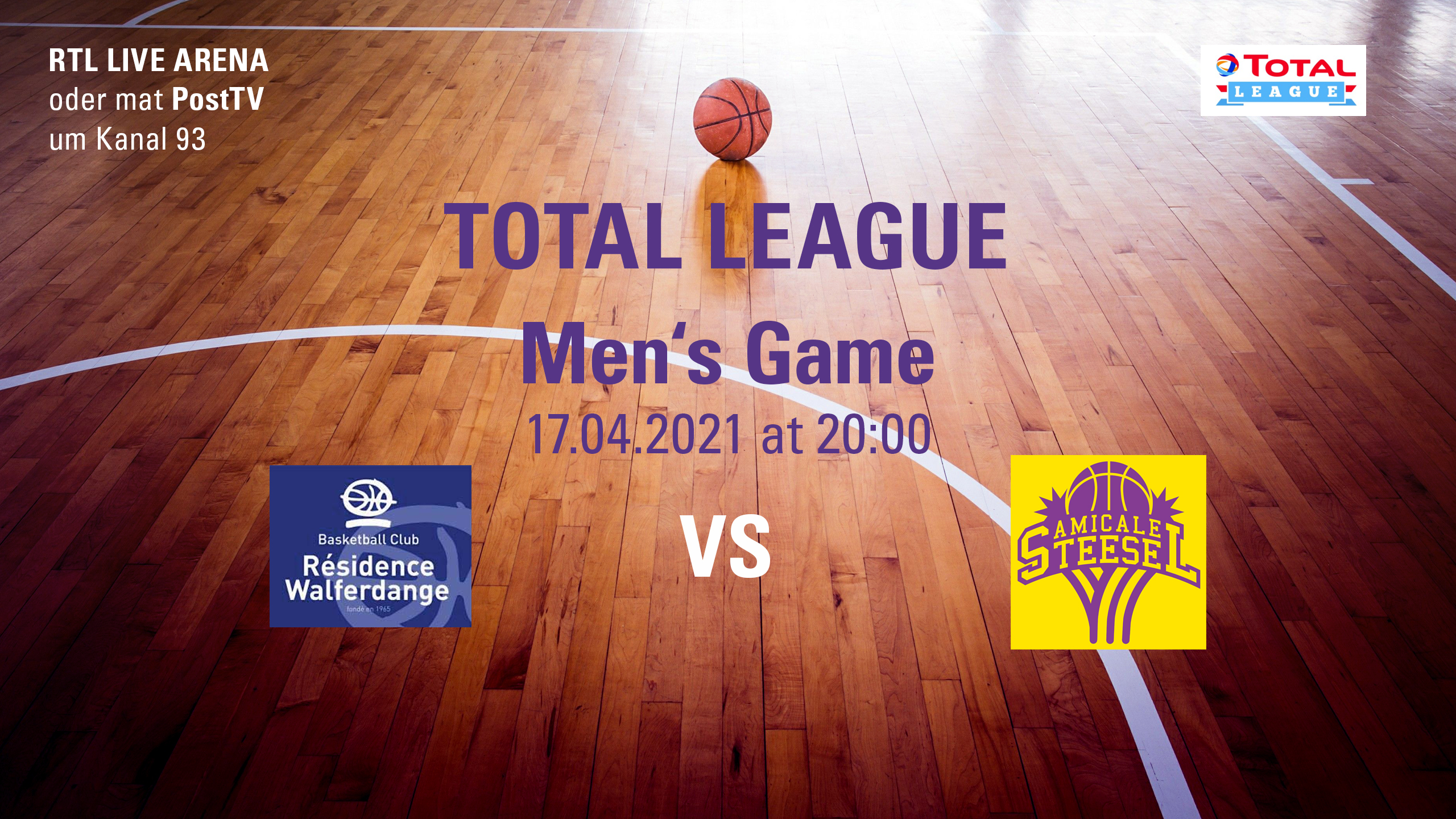 """Featured image for """"Men: Game Day @Résidence Walfer"""""""