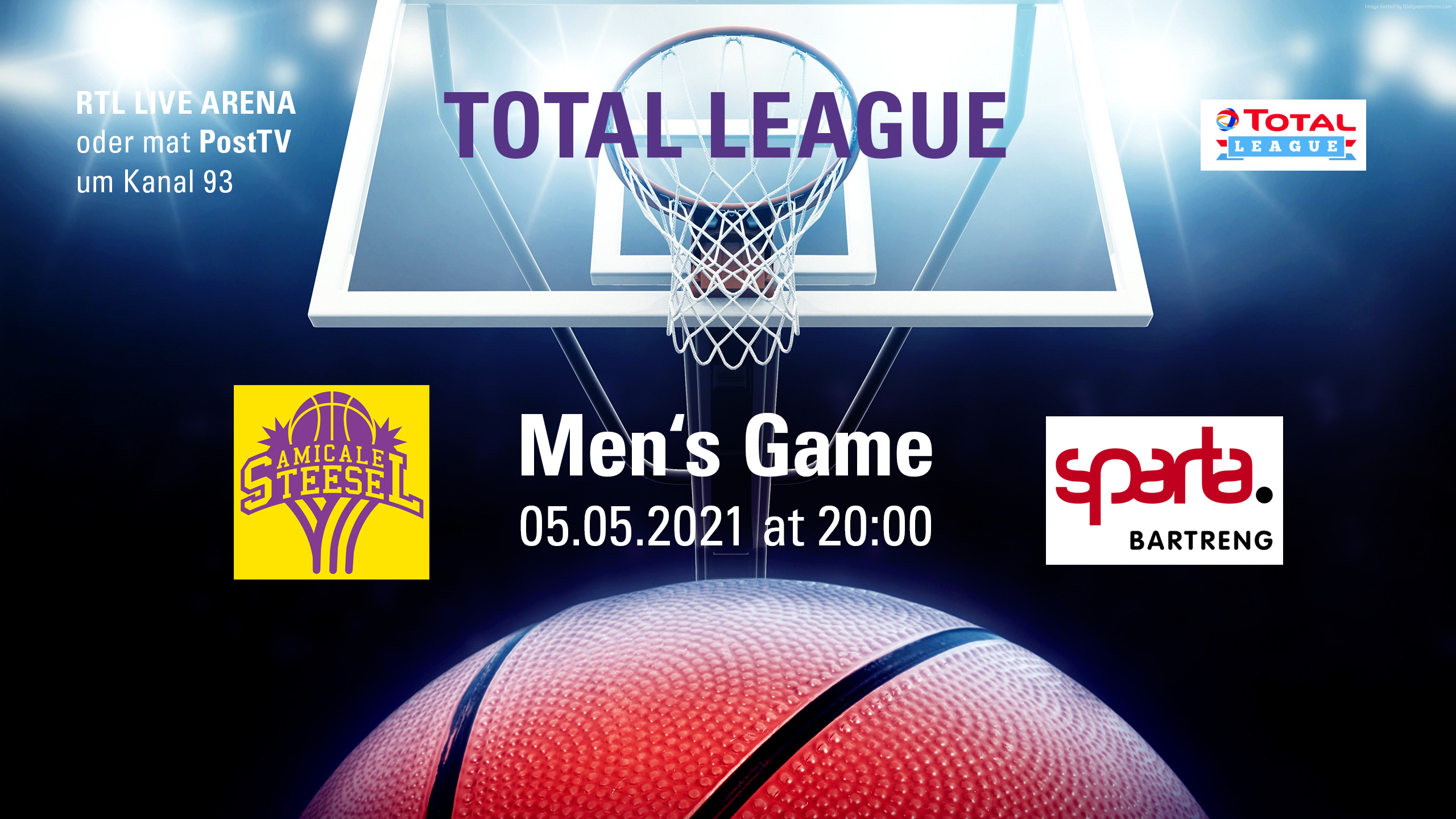 """Featured image for """"Men's Home Game vs Sparta"""""""