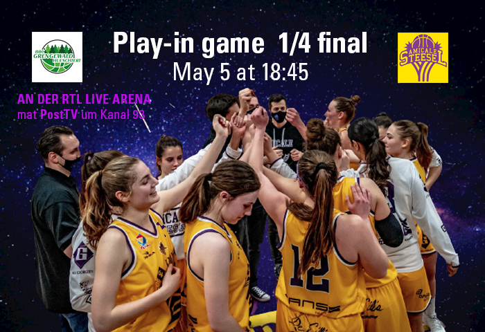 """Featured image for """"Ladies' Play-in Game @Gréngewald"""""""