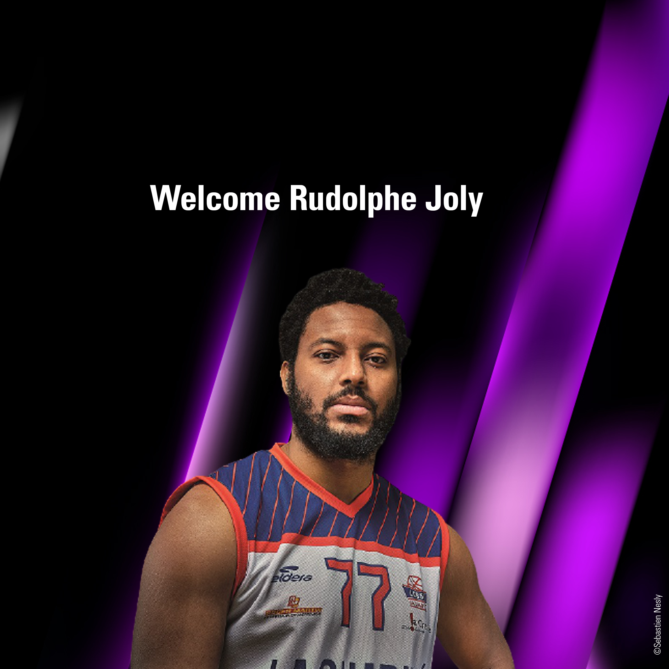 """Featured image for """"Welcome Rudolphe Joly"""""""